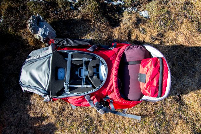 Phantom Backpacking Case