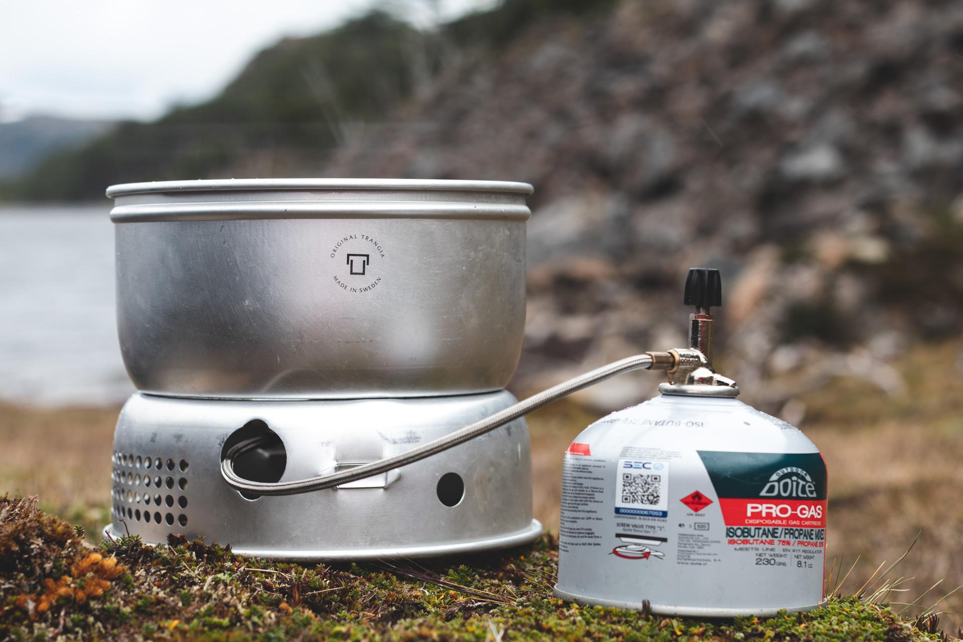 Trangia 25-4 UL (Ultralight Aluminium) Cooking Set