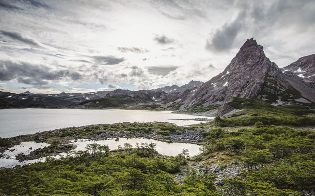 Laguna de Navarino and Cerri Gabriel | The most southern trek in the world | Dientes de Navarino | Outside Material