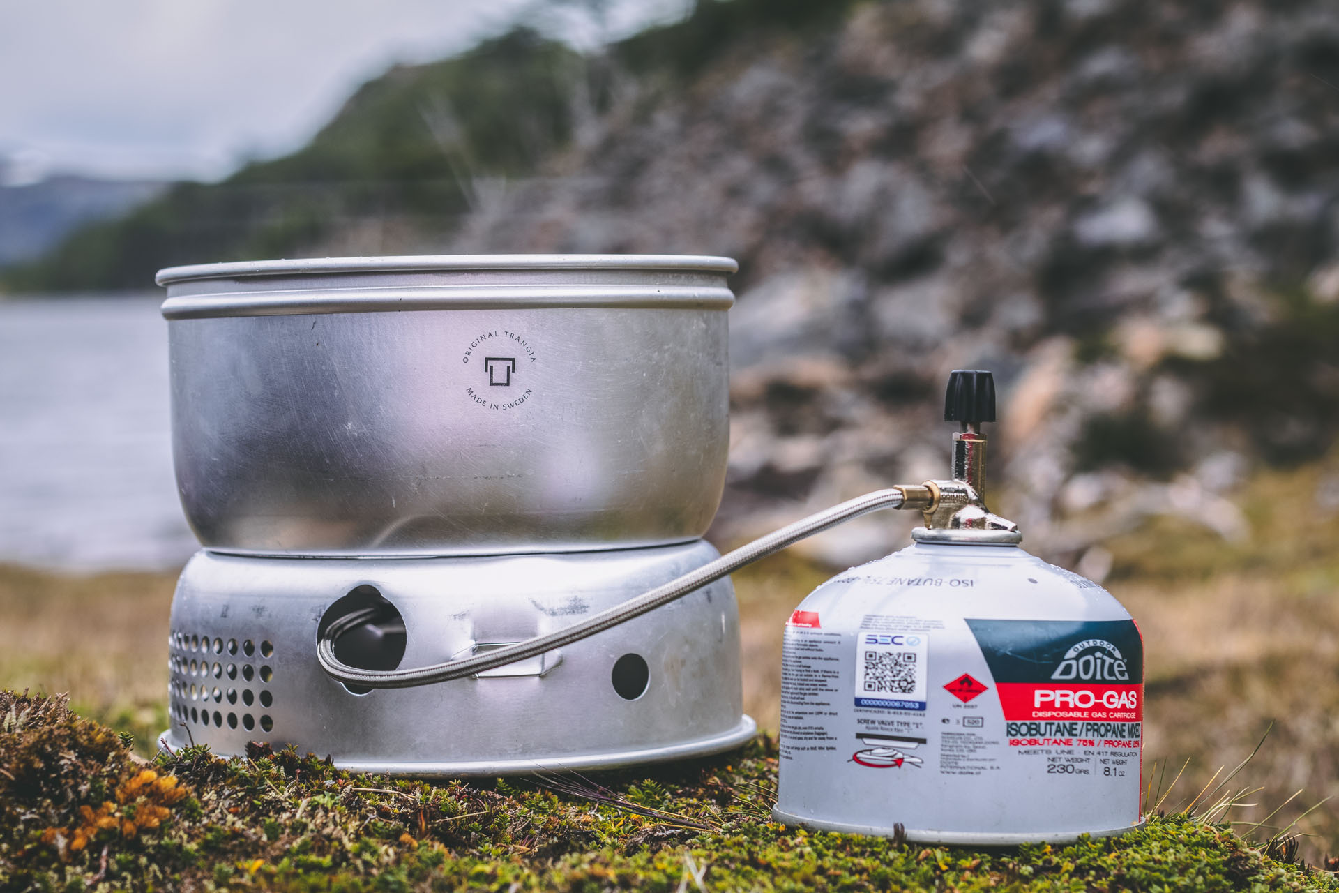 Trangia Camping Cooker | Outside Materia
