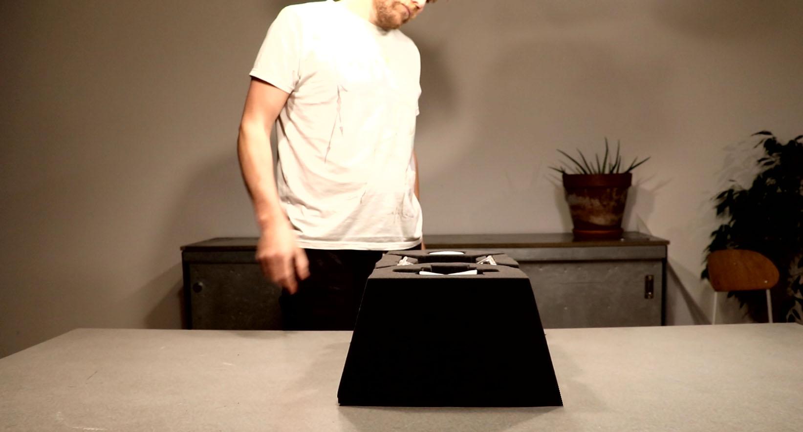 DIY Drone Case DJI