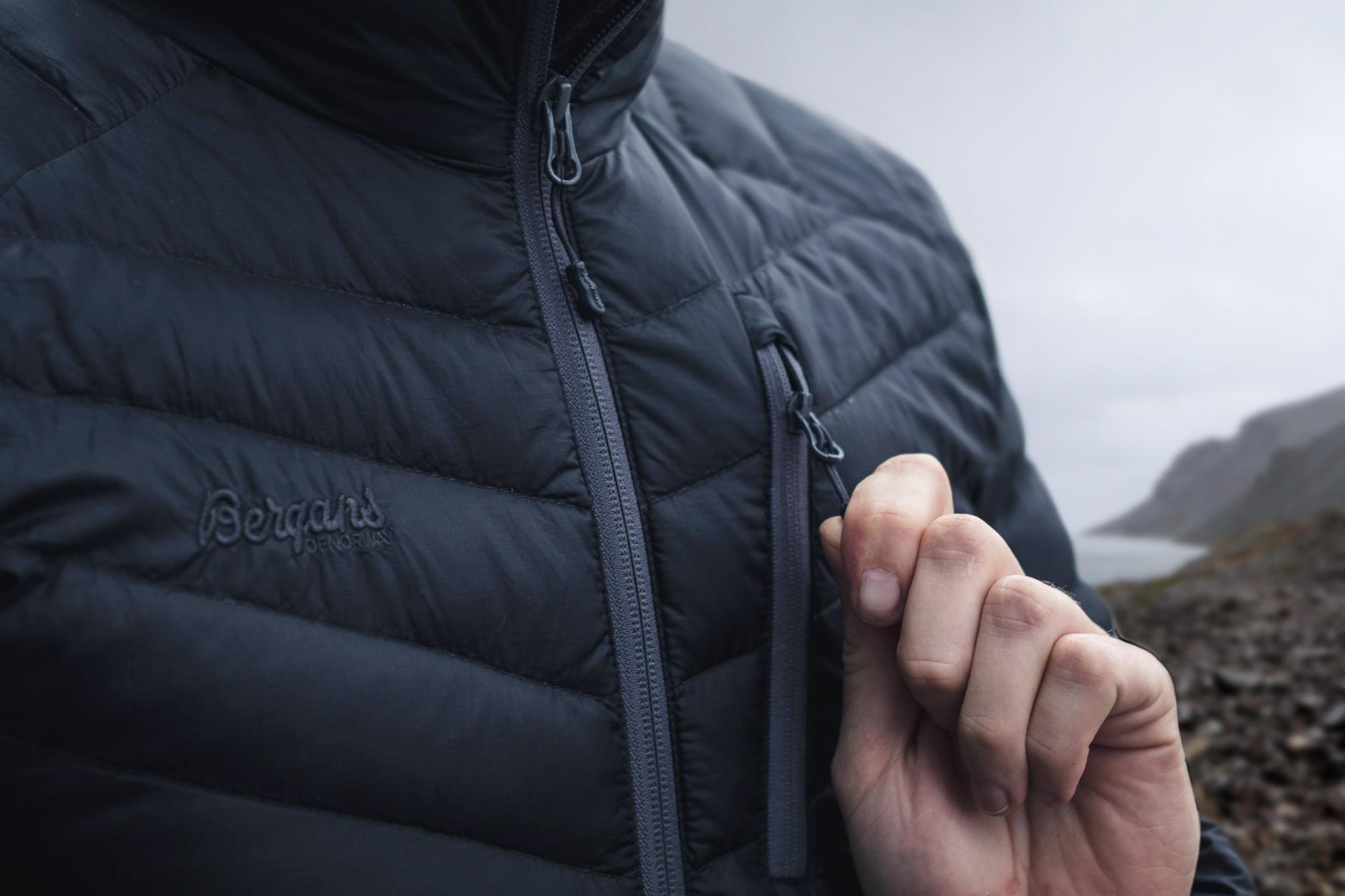 Bergans Slingsbytind zipper
