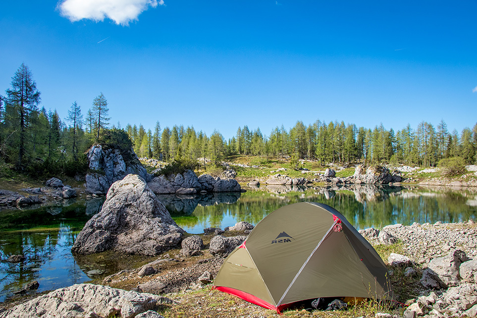 MSR Hubba Hubba NX2 tent Review