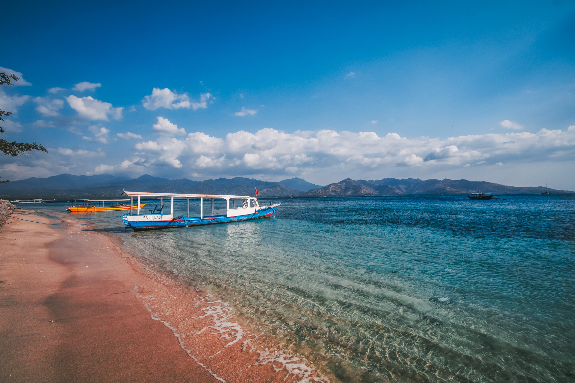 Fisher Boats, Gili Air. Is it safe to travel to the Gili Islands after the 2018 earthquakes?