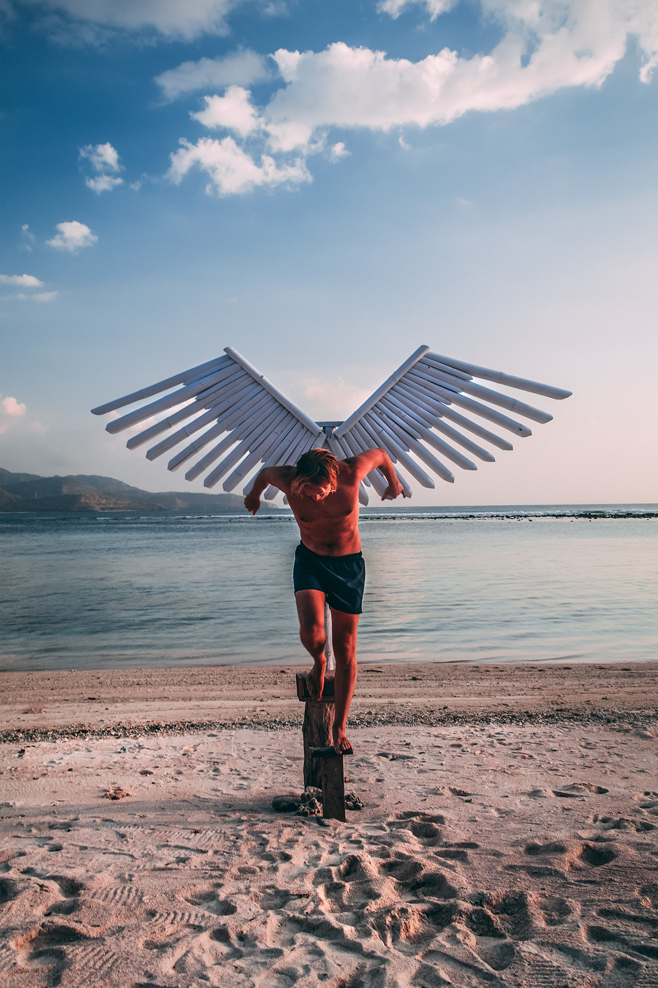 Instagram Angel Photo Point, Gili Trawangan | Can I travel to the Gili Islands after the earthquakes?