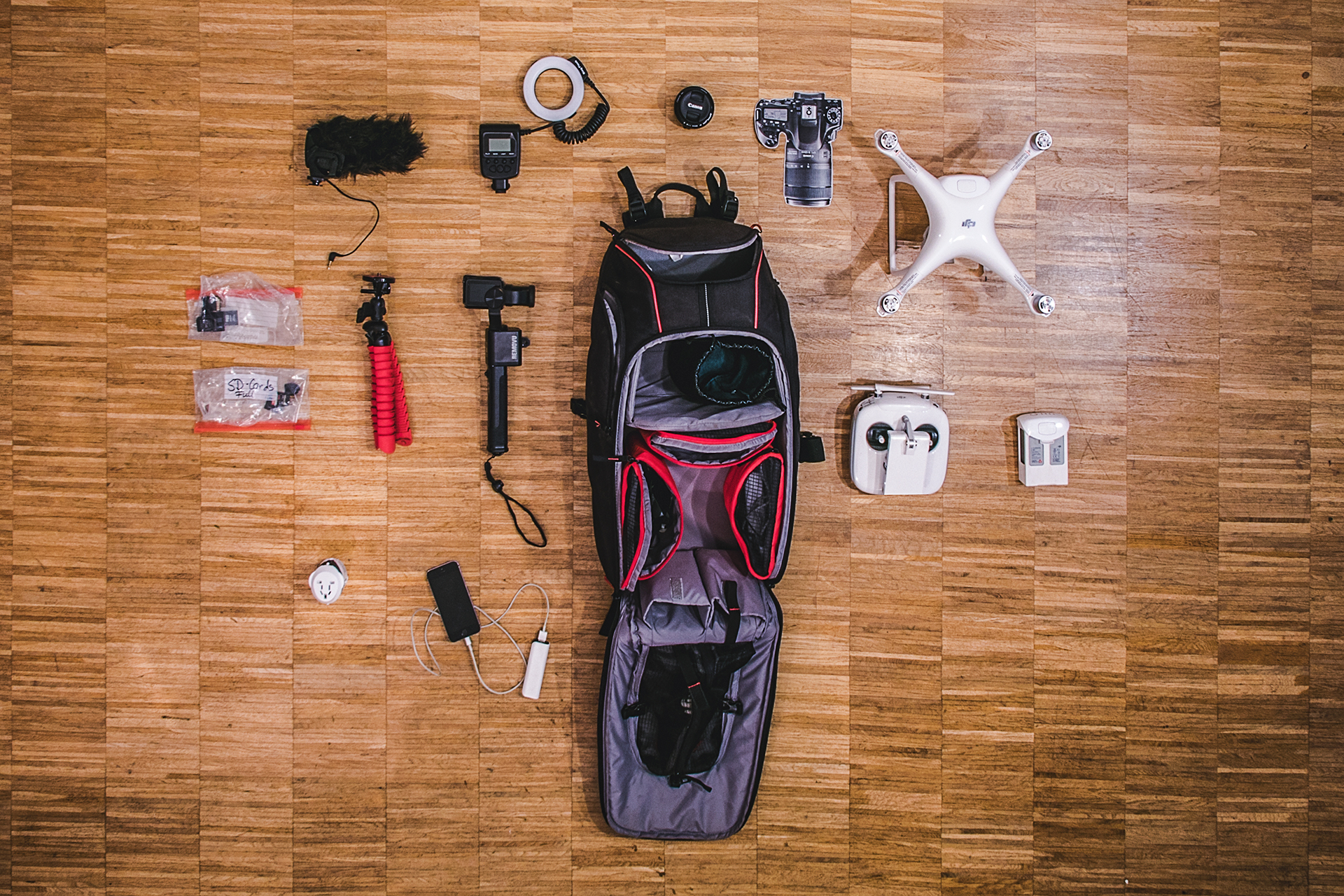 Packing list | Electronics
