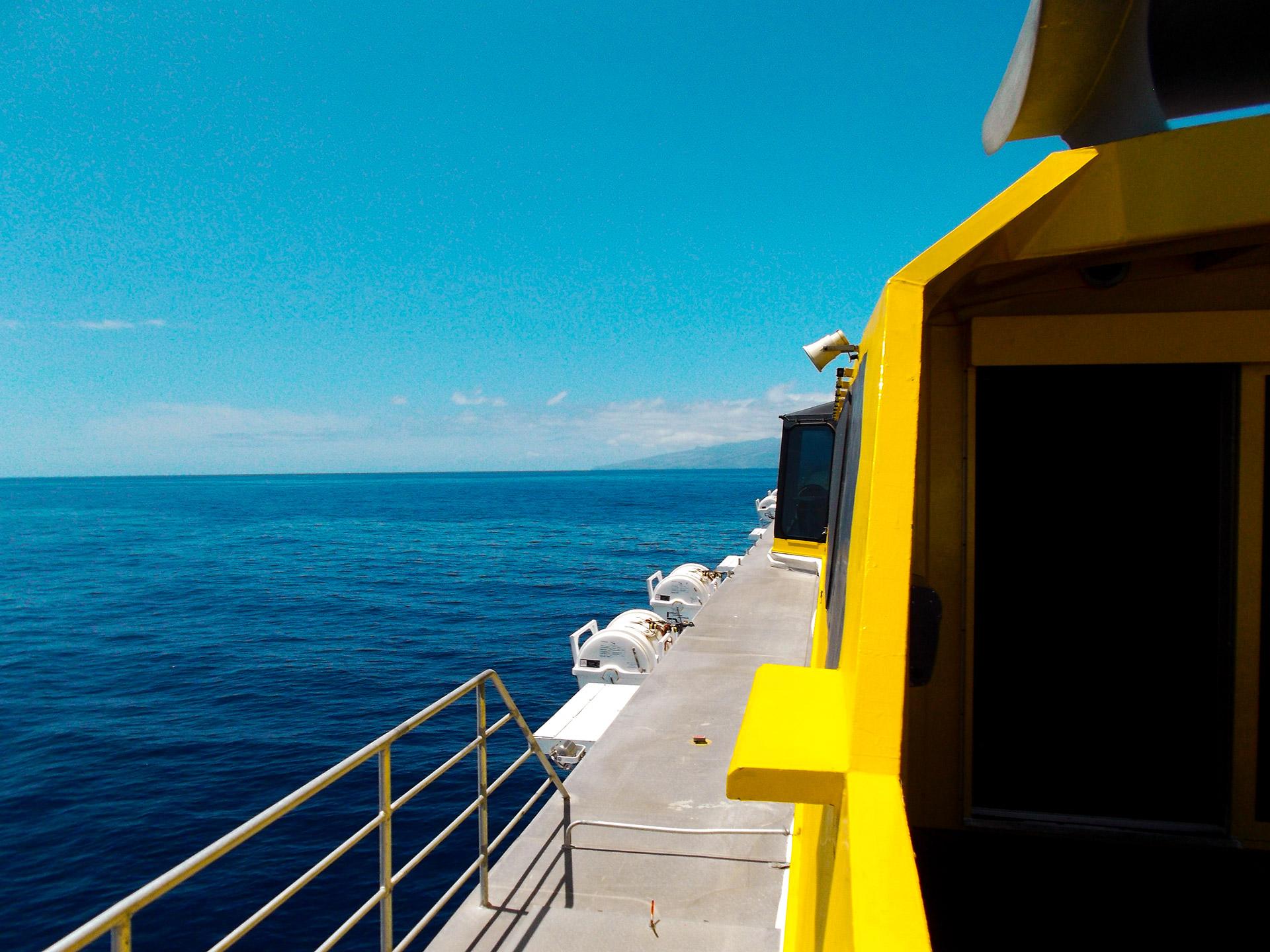 la gomera ferry
