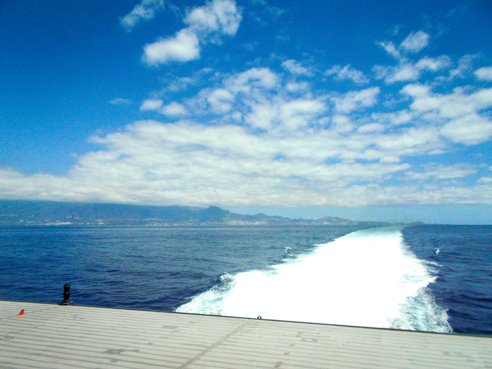 la gomera ferry tenerife
