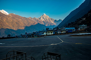 Everest Base Camp Trek | Lukla airport