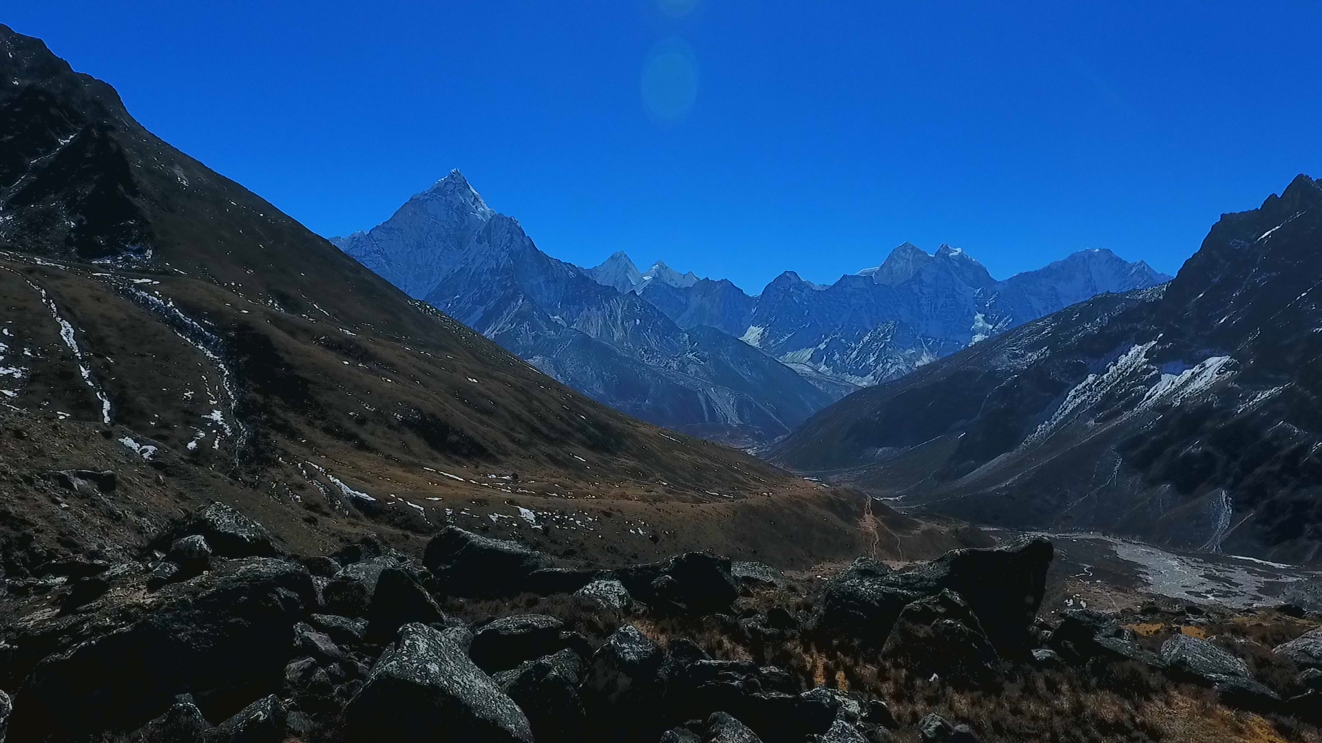 everest base camp trek dugla