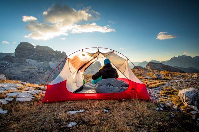 Tent MSR HUBBA HUBBA NX